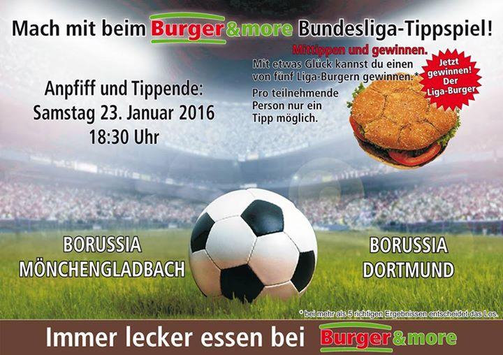 Burger_and_More_Kirchhellen_Bundesliga_Tippspiel