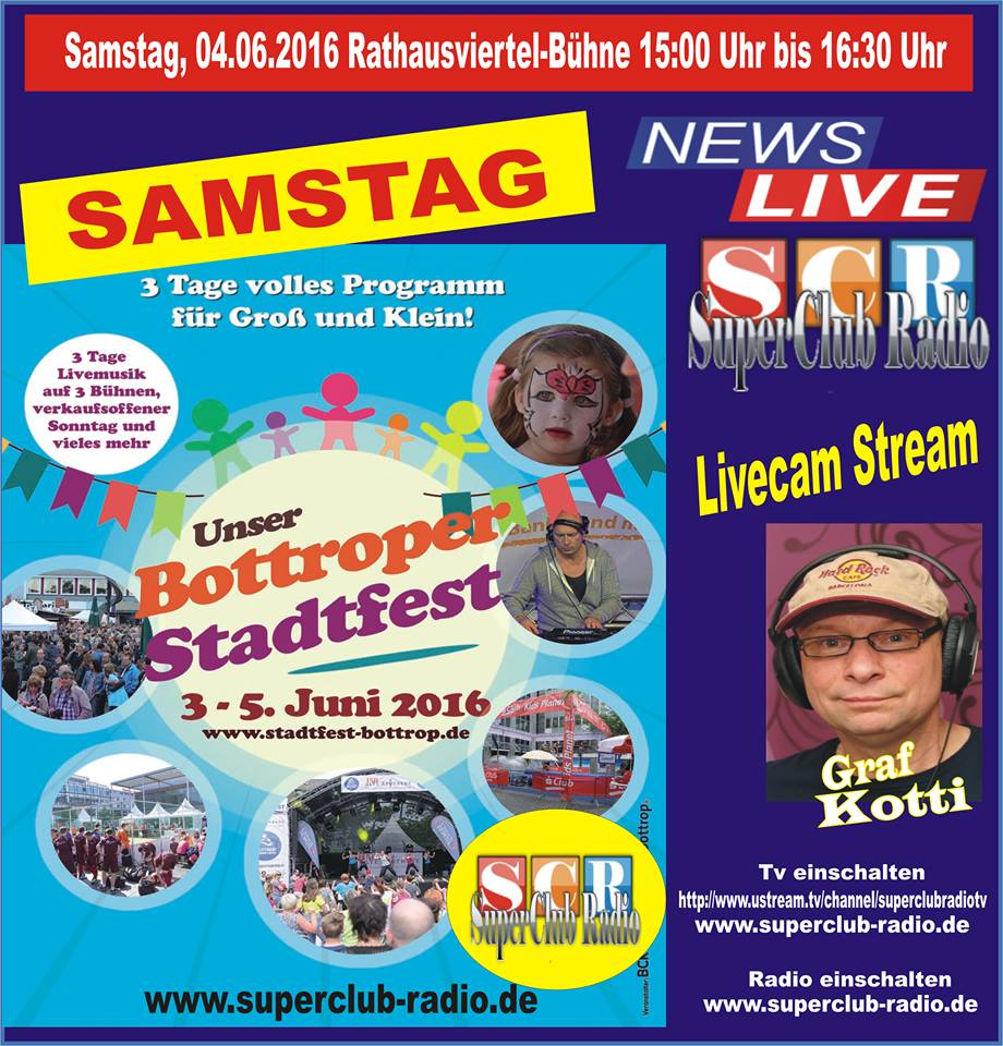 SCR Poster Stadtfest