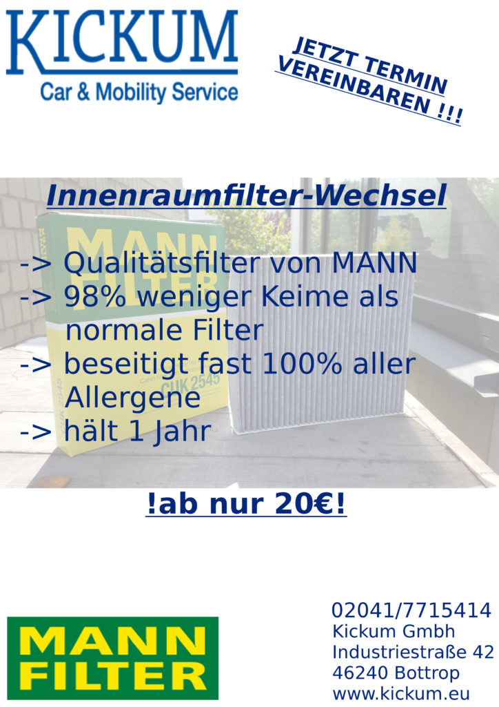 Werbung Filter