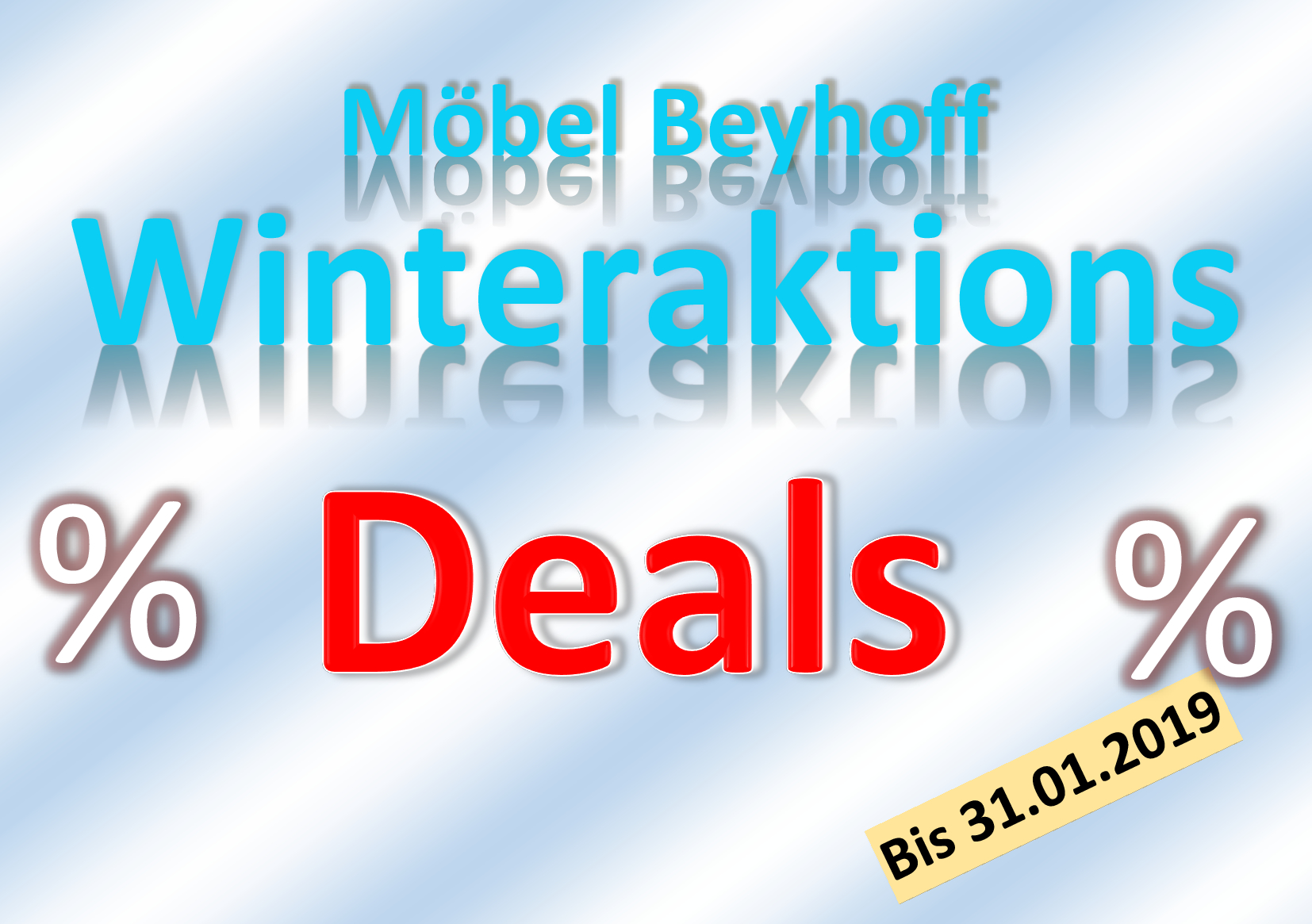 Winteraktions Deals Bei Mobel Beyhoff In Bottrop Unser Bottrop App