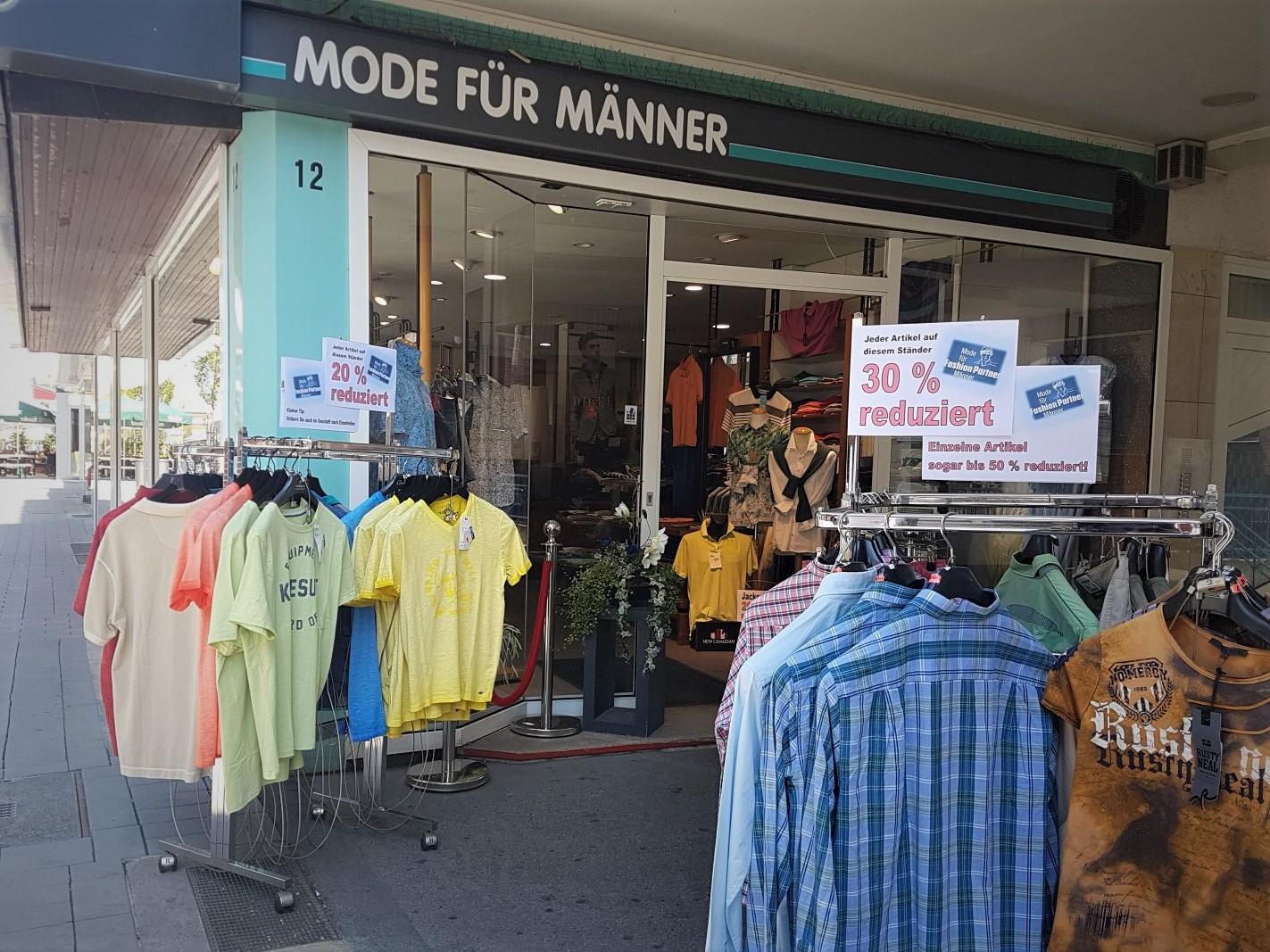 2651714bcb7d SOMMER-PREIS-AKTION bei FASHION PARTNER Bottrop: Hemden, Hosen ...